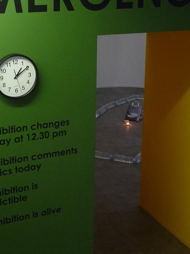 Emergency Room - Taiss Gallery - Paris